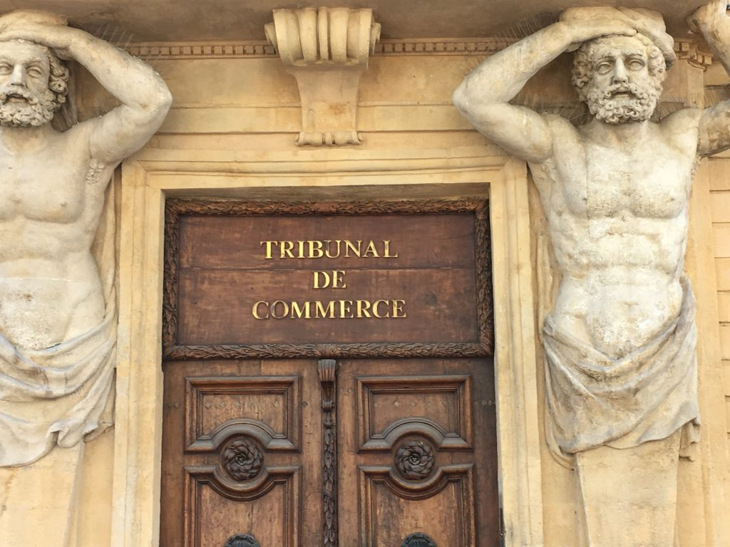 tribunal de commerce aix en provence