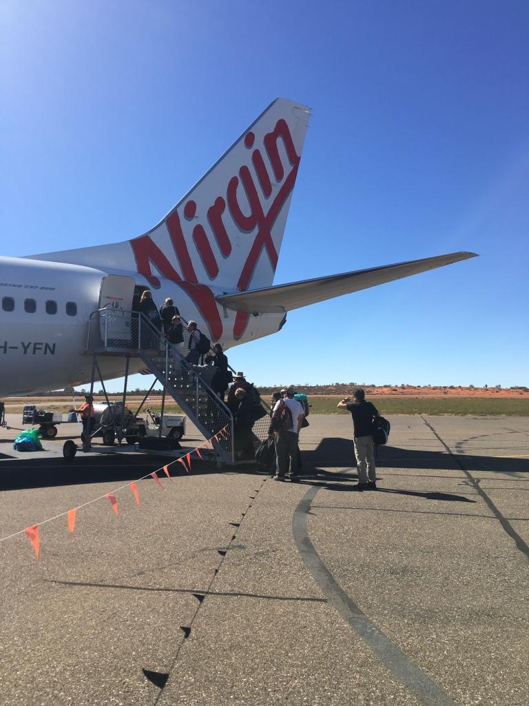 logistique avion